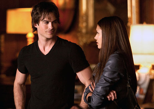 The Vampire Diaries TV 8 Comments. (Photo: CW)