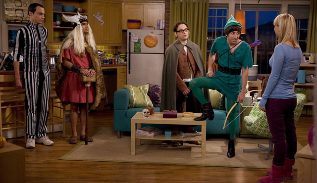 Halloween And The Big Bang Theory… What Does Your Costume