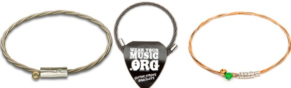 Wear Your Music Braclets