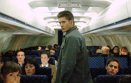 Phantom Travler - Dean Turns and looks at the camera