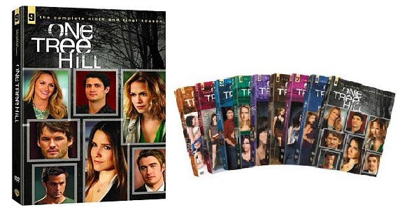 One Tree Hill on DVD