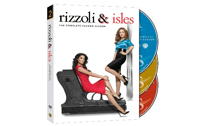 Rizzoli & Isles DVD: Available May 22nd!